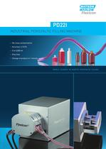 Flexicon PD22I industrial filling system - up to 5,000ml - 1