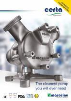 MasoSine Certa brochure - 1