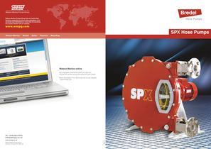SPX pump - 1