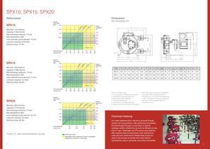 SPX pump - 3
