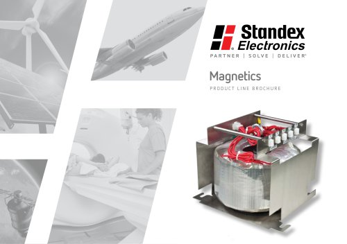 Product Line Brochure Magnetics