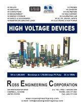 high voltage control device