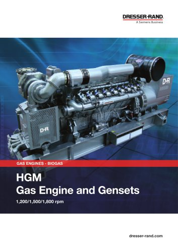 HGM BIOGAS_1500/1200/1800 RPM