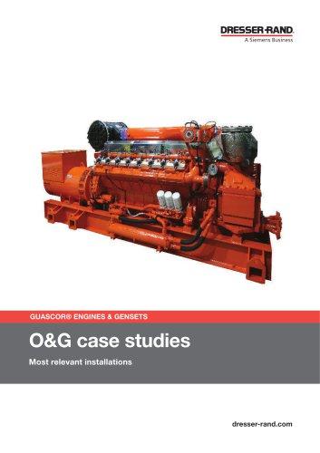 OIL&GAS CASE STUDIES SUMMARY