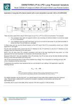 Model C2063B OMNITERM LPI - 6