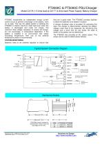Model C2176B PT2000C 24Vdc PSU/Battery Charger - 2