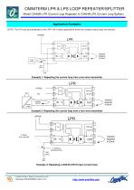 Model C2463B Omniterm LPR Loop Repeater - 3