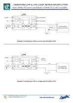 Model C2463B Omniterm LPR Loop Repeater - 4