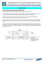 Model C2463B Omniterm LPR Loop Repeater - 5