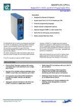 Model M1211E-01 CPU OMNIWATCH - 1