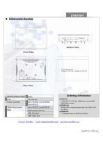 Model MT8070iH OIT 7 Inch - 2