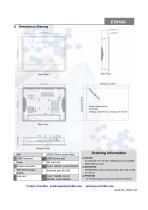 Model MT8100i OIT 10 Inch - 2