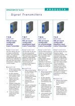Next Generation Signal Conditioners - 5