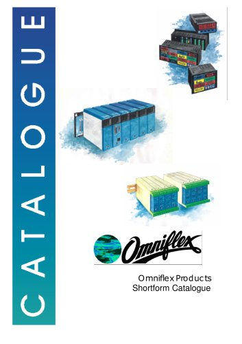 OMNIFLEX Product Shortform Catalogue