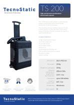 ELECTROSTATIC SPRAYER TS200