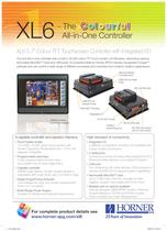 XL6 - The Colourfull All-in-one controller