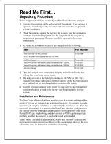 DF-730 Operator Manual - 5