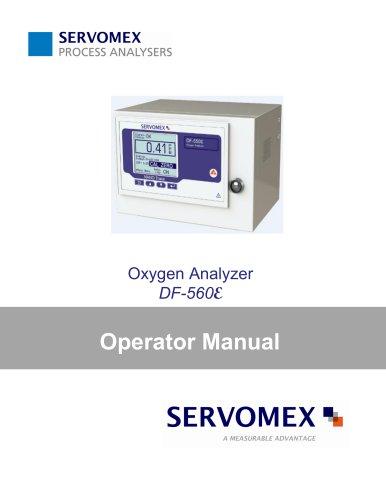 DF560E Operator Manual 082616