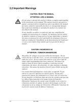DF760E Operator Manual - 14