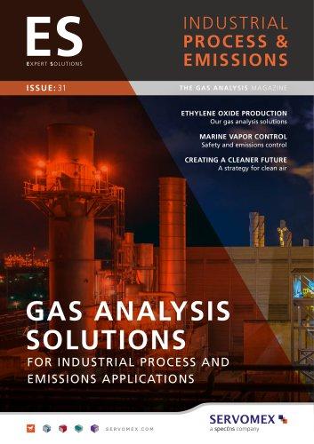 ES 31 Industrial Process & Emissions