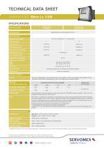 SERVOFLEX Micro 5100 Product Brochure - 3