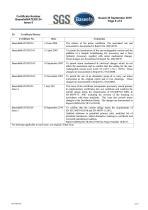SERVOFLEX Micro i.s. 5100 Certification Manual 05100008A_5 - 17