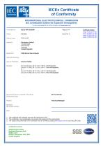 SERVOFLEX Micro i.s. 5100 Certification Manual 05100008A_5 - 23