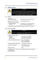 SERVOFLEX Micro i.s. 5100 Operator Manual 05110001A_10 - 12