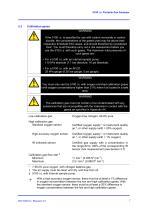 SERVOFLEX Micro i.s. 5100 Operator Manual 05110001A_10 - 13