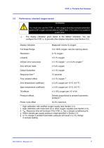 SERVOFLEX Micro i.s. 5100 Operator Manual 05110001A_10 - 15