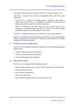 SERVOFLEX Micro i.s. 5100 Operator Manual 05110001A_10 - 8