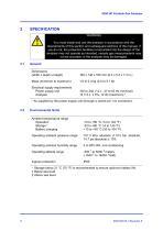 SERVOFLEX MiniHD 5200 Operator Manual 05210001a_5 - 14