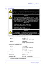 SERVOFLEX MiniHD 5200 Operator Manual 05210001a_5 - 16