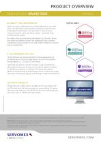 SERVOFLEX MiniHD 5200 Product Brochure - 2