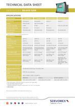 SERVOFLEX MiniHD 5200 Product Brochure - 3
