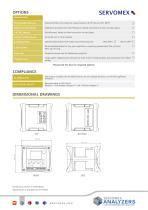 SERVOFLEX MiniHD 5200 Product Brochure - 5
