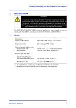 SERVOFLEX MiniMP 5200 Operator Manual 05230001A_9 - 11