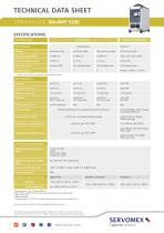 SERVOFLEX MiniMP 5200 Product Brochure - 3