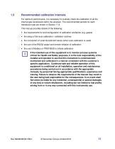 SERVOPRO 4900 Multigas Installation and Operator Manual Rev B04 - 11