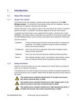 SERVOPRO 4900 Multigas Installation and Operator Manual Rev B04 - 7