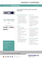 SERVOPRO 4900 Multigas Product Brochure - 1