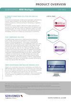 SERVOPRO 4900 Multigas Product Brochure - 2