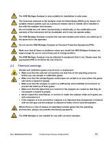 SERVOPRO 4900 Multigas Quick Start Guide Rev A05 - 13