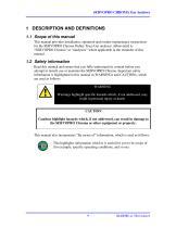 SERVOPRO Chroma Operator Manual 04400001A_6 - 10