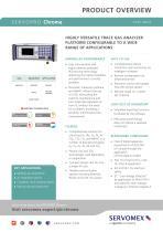 SERVOPRO Chroma Product Brochure - 1