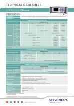 SERVOPRO Chroma Product Brochure - 3