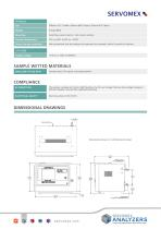 SERVOPRO DF-550E NanoTrace Product Brochure - 4
