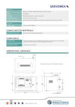 SERVOPRO DF-560E NanoTrace II Product Brochure - 4