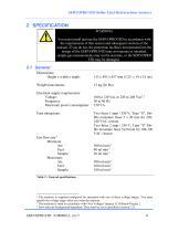 SERVOPRO FID Operator Manual 01000001A_5 - 13