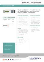 SERVOPRO FID Product Brochure - 1